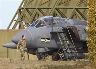 British Fighter Jets Tornado