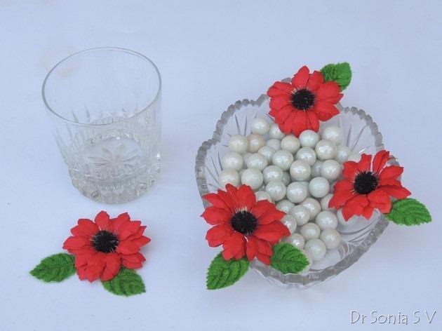 Handmade Flowers 7