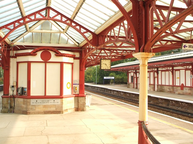 Gleneagles Rail Station