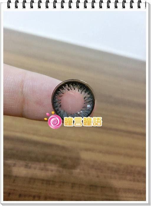 韓國NEO隱形眼鏡-新巨目灰4