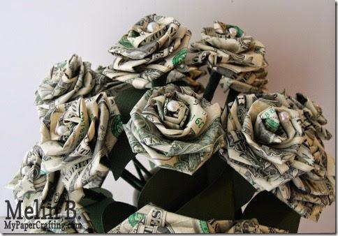 dollar bill roses cu-480