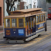 San Francisco - Cable Cars