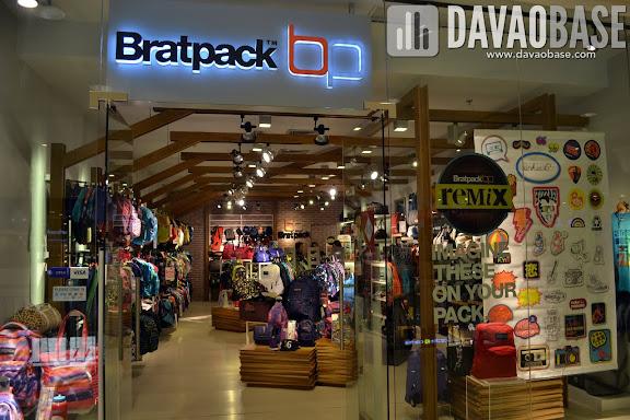 Bratpack, 2/F Abreeza Mall, Davao City