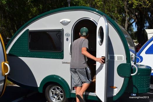 Bryce's Camper