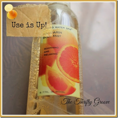 make your own fabric spray