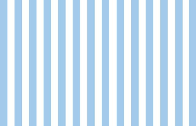 stripete bakgrunn lyseblå og hvit