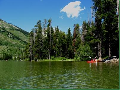 Kayaking the lakes 023