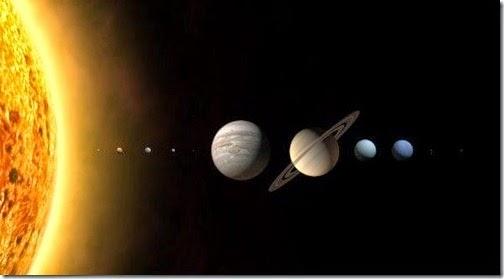 sistema solar, mercuirio, venus, tierra, marte, saturno, urano, jupiter