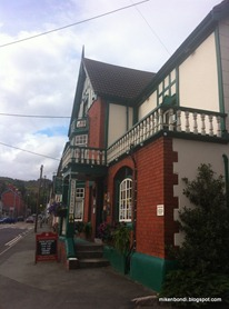 Bradford Arms Hotel, Llanymynech