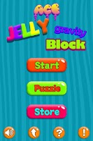 Screenshot of Ace Jelly Gravity Block