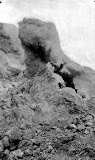 At Papandayan crater (unknown photographer and date) Courtesy TropenMuseum Archives