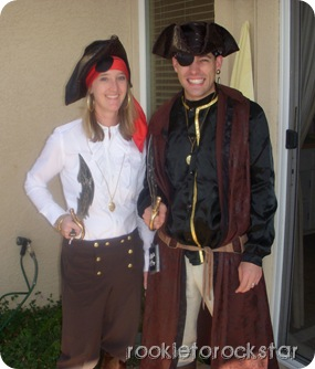Mr. & Mrs. Pirate 4
