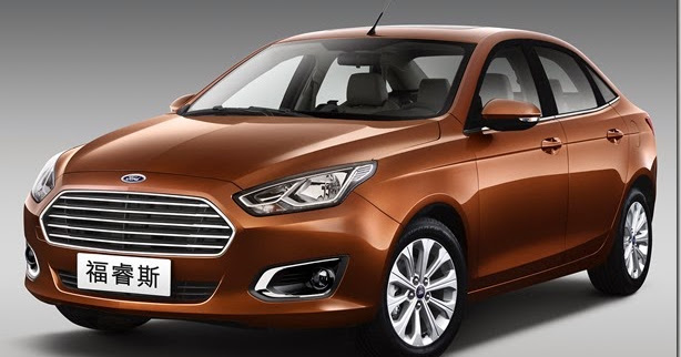 Novo Ford Escort 2015 em detalhes