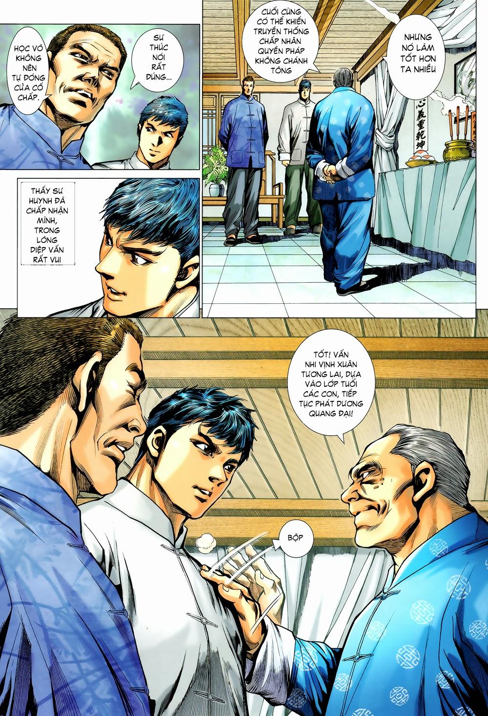 Diệp Vấn Tiền Truyện chap 20 - Trang 26