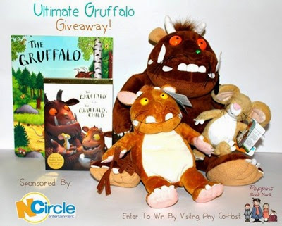 The Gruffalo Giveaway