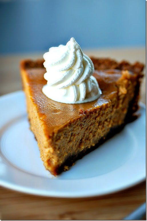 Pumpkin Pie with Biscoff Crust3