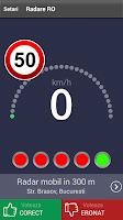 Screenshot of Speedcams PRO