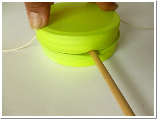 how to make a spin drum