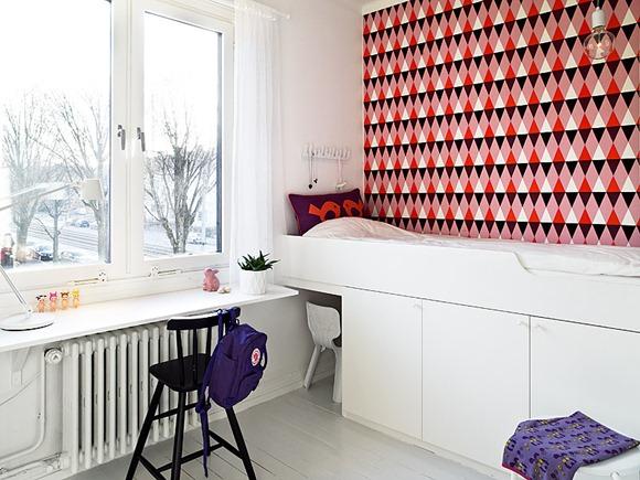 decoración con estilo sueco