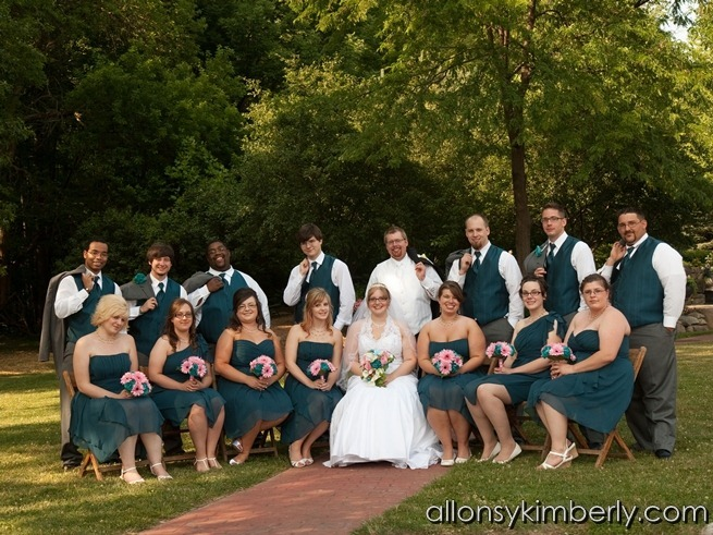 My Sister's Wedding| allonsykimberly.com