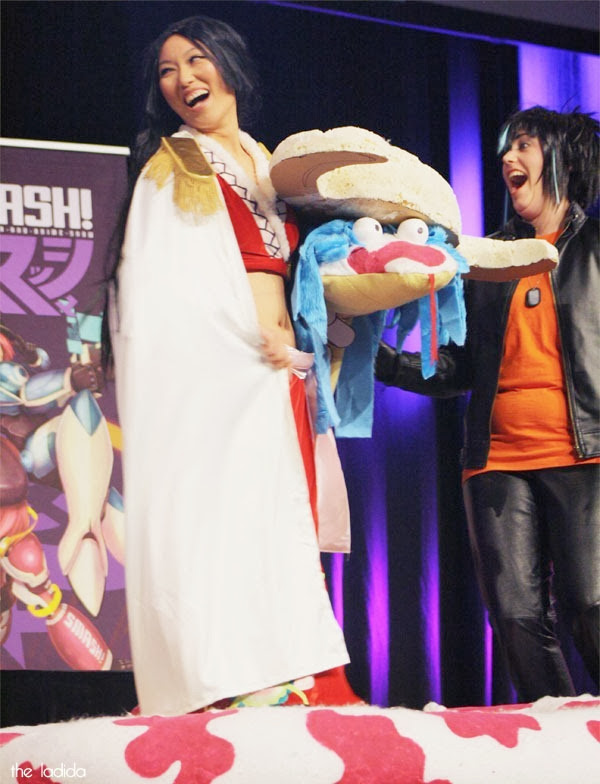 SMASH! Cosplay Competition 2013 - Best Female - Judith Chen (Boa - One Piece)