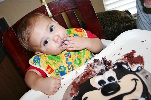 Slickpaw's Pics...Nash's 1st bday party 217