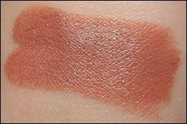 NYX Thalia Lipstick Swatch