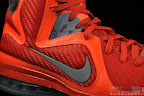 lebron9 allstar galaxy 78 web black Nike LeBron 9 All Star aka Galaxy Unreleased Sample