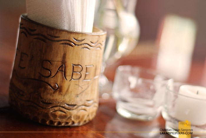 Cafe Sabel at Benguet's BenCab Museum
