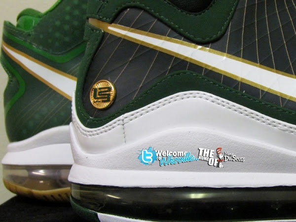 Nike Air Max LeBron 8 V2 8220SVSM8221 Unreleased Sample