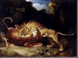 James_Ward_Lion_and_Tiger_Fighting_1797