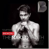 Bench TheNAKEDTruth - Paulo Avelino