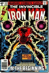P00021 - El Invencible Iron Man #122