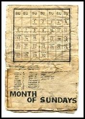 Month-of-Sundays