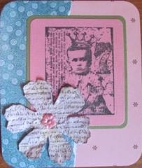 2012 May inspiration color swatch card from Jocelyn to me