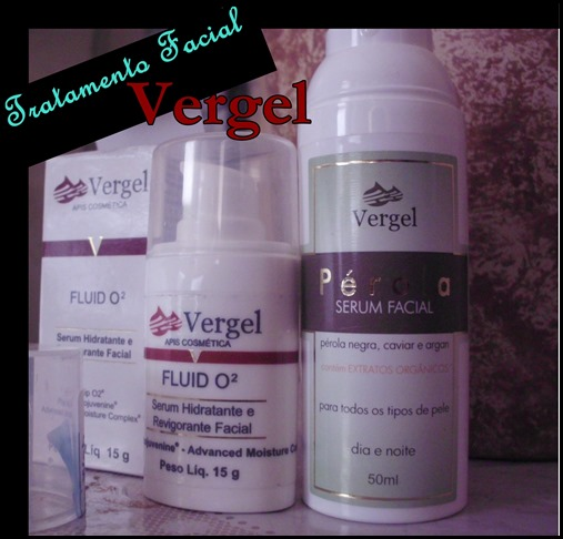 Fluid O2 e Serum Pérola Vergel- Os melhores cremes para manchas com efeito lifting!