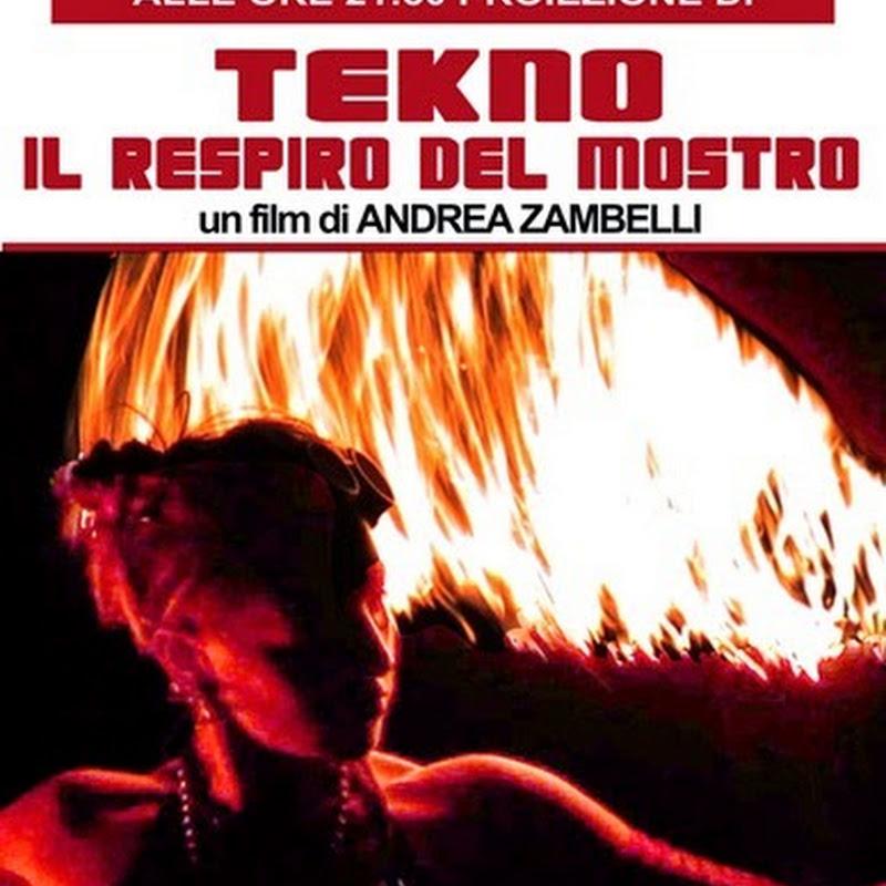 Tekno - Il respiro del mostro osserva con meticolosa lucidità un fenomeno che fa parte della nostra cultura.