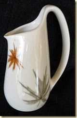Iroquois china Ben Seibel creamer