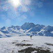 Skitourengrundkurs auf der Heidelberger Hütte/Silvretta vom 27.2. bis 3.3.13