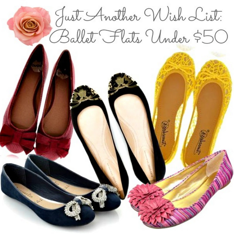 Just Another Wish List: Ballet Flats Under&#8230;