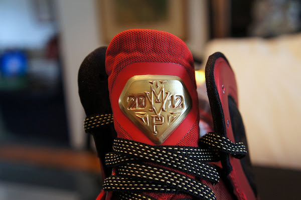 A Rare Look at the Nike LeBron 9 MVP Pack That8217s Not on eBay