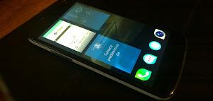 Sailfish OS in Nexus 4