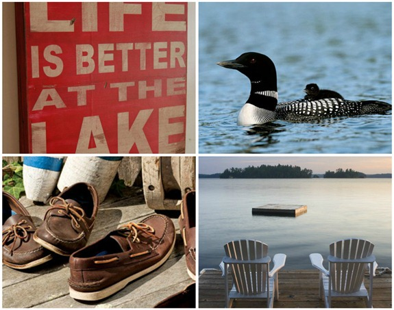Muskoka collage