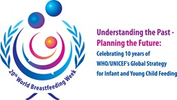20th World Breastfeeding Week