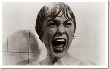 pscyho shower