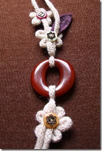 collana lana e feltro 1-7