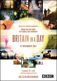 Britain in a Day - poster