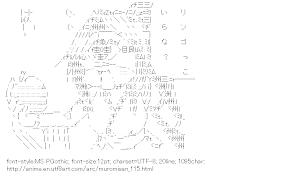 [AA]Ominato-san (Namiuchigiwa no Muromi-san)