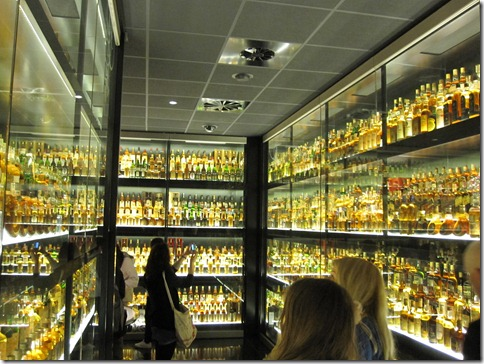 Lots of scotch!