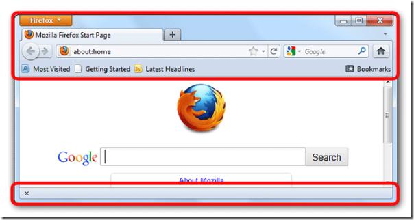 personalizzare barra strumenti